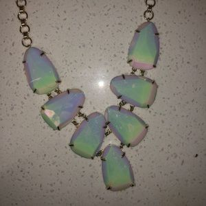 Iridescent Kendra Scott Harlie Necklace